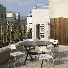 Отель Urbanicspace-city Center Тель-Авив балкон