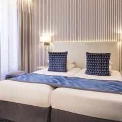 Отель Best Western Hôtel Victor Hugo 4* Стандартный номер с различными типами кроватей фото 9