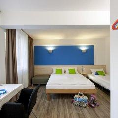 Отель ibis Styles Köln City 3* Стандартный номер разные типы кроватей