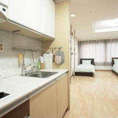 Отель NJoy Seoul Студия Делюкс с различными типами кроватей фото 4