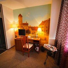 Мини-отель Bier Лога комната для гостей фото 4