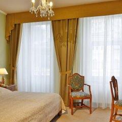 Отель Kolonada 4* Стандартный номер с двуспальной кроватью фото 2