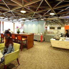 Отель 4th Zhongshan Road Garden Inn питание фото 2