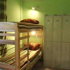 Koenig Hostel Кровать в мужском общем номере с двухъярусной кроватью фото 4