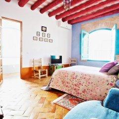 Отель Hospederia Antigua Стандартный номер с двуспальной кроватью фото 2