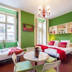 Отель Flores 105 Лиссабон комната для гостей фото 4