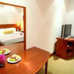 Отель City Lodge Soi 19 комната для гостей