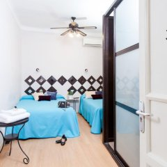 Отель Hostal Salamanca Стандартный номер с различными типами кроватей фото 4