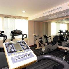 Отель Royal Suite Residence Boutique Бангкок фитнесс-зал фото 4