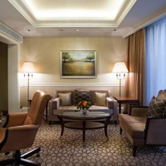 Лотте Отель Москва 5* Представительский люкс разные типы кроватей фото 2