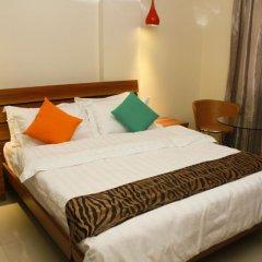 Отель Surfview Raalhugandu 3* Улучшенный номер с различными типами кроватей фото 6