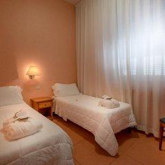 Отель Villa Eur Parco Dei Pini 3* Стандартный номер с двуспальной кроватью фото 6
