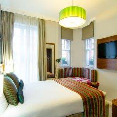 Seraphine Kensington Olympia Hotel 4* Представительский номер с различными типами кроватей фото 6