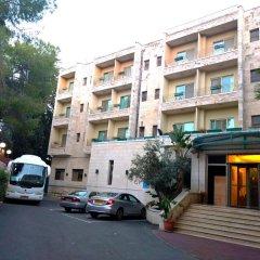 Holy Land Hotel Израиль, Иерусалим - 1 отзыв об отеле, цены и фото номеров - забронировать отель Holy Land Hotel онлайн парковка