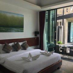 Отель Green View Village Resort 3* Стандартный номер с различными типами кроватей фото 3