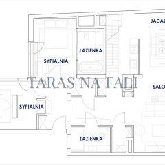 Апартаменты Taras Na Fali Apartments Улучшенные апартаменты
