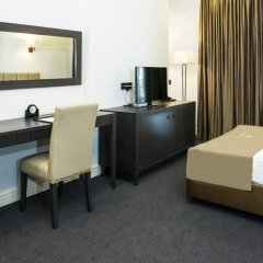 Отель Амбассадор 4* Стандартный номер с различными типами кроватей фото 2