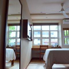 Отель Maakanaa Lodge 3* Номер Делюкс с различными типами кроватей фото 17