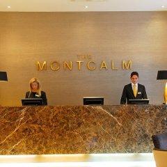 Отель The Montcalm London Marble Arch спа