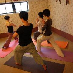 Отель Kiya Ryokan Япония, Мисаса - отзывы, цены и фото номеров - забронировать отель Kiya Ryokan онлайн фитнесс-зал фото 2