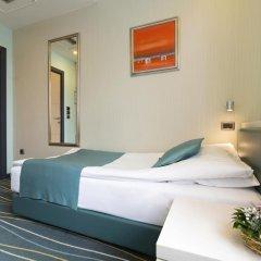 Hotel Prag 4* Стандартный номер с различными типами кроватей фото 3