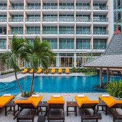 J Inspired Hotel Pattaya бассейн фото 3