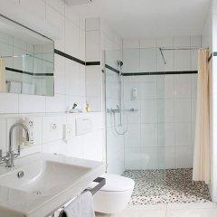 Отель St. Josef Цюрих ванная