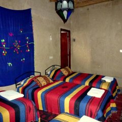 Отель Гостевой дом La Vallée des Dunes Марокко, Мерзуга - отзывы, цены и фото номеров - забронировать отель Гостевой дом La Vallée des Dunes онлайн комната для гостей фото 4