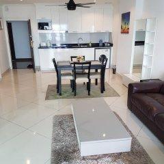 Отель Vtsix Condo Service at View Talay Condo Апартаменты с различными типами кроватей фото 9