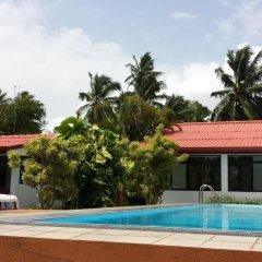 Отель Ranga Holiday Resort Шри-Ланка, Берувела - отзывы, цены и фото номеров - забронировать отель Ranga Holiday Resort онлайн бассейн фото 3