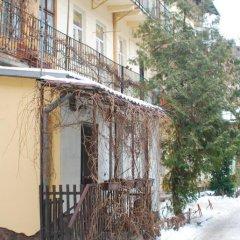 Апартаменты Central Apartments Львов Студия разные типы кроватей фото 9