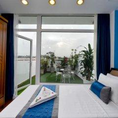 Nova Hotel 3* Люкс с различными типами кроватей фото 8
