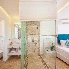 Asfiya Sea View Hotel 2* Стандартный номер с различными типами кроватей фото 12
