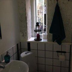 Отель Engelsted Guesthouse Дания, Копенгаген - отзывы, цены и фото номеров - забронировать отель Engelsted Guesthouse онлайн ванная фото 2