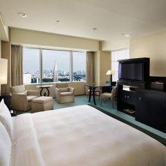 Отель Park Hyatt Tokyo 5* Стандартный номер фото 7
