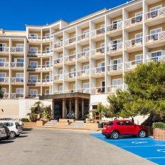Отель Globales Almirante Farragut Испания, Кала-эн-Форкат - отзывы, цены и фото номеров - забронировать отель Globales Almirante Farragut онлайн парковка