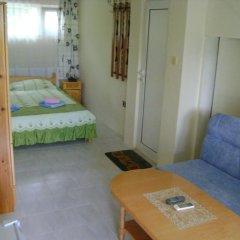 Отель Guest House Paskal 2* Стандартный номер с двуспальной кроватью фото 8