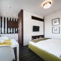 Отель EXCLUSIVE Aparthotel Улучшенные апартаменты с 2 отдельными кроватями фото 27