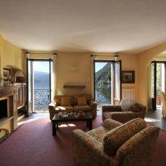 Отель La Piazza Porlezza Порлецца комната для гостей фото 3