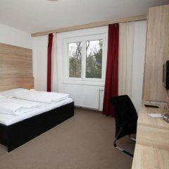 Отель Seminarhotel Springer Schlossl Стандартный номер с двуспальной кроватью фото 2