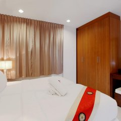 Отель The Park Surin Апартаменты с различными типами кроватей фото 10