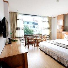 A25 Hotel Phan Chu Trinh 3* Улучшенный номер с различными типами кроватей