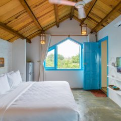 Отель Life Beach Villa 3* Стандартный номер с различными типами кроватей фото 4