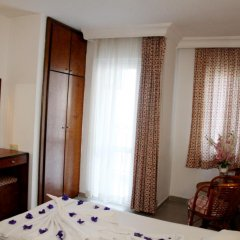 Azak Beach Hotel 3* Стандартный номер с различными типами кроватей фото 3