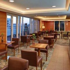 Отель Hilton Munich City 4* Стандартный номер с различными типами кроватей фото 5