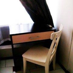 DOORS Mini-hotel 3* Номер Комфорт с двуспальной кроватью фото 12