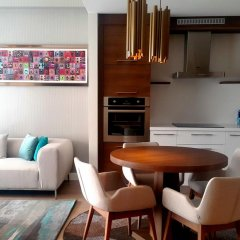 Radisson Blu Residence, Istanbul Batisehir 4* Апартаменты с различными типами кроватей фото 7