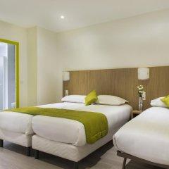 Отель Bel Oranger Gare De Lyon 3* Стандартный номер с различными типами кроватей фото 2