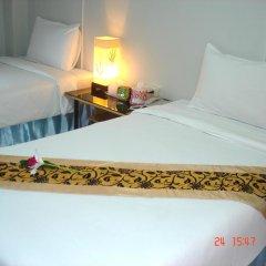 Апартаменты Lamai Apartment Улучшенный номер с разными типами кроватей фото 3