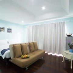 Отель Wonderful Pool house at Kata 3* Номер Делюкс разные типы кроватей фото 3